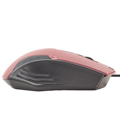 Компьютерная мышь проводная длина провода 1.2м, 5 цветов-4
