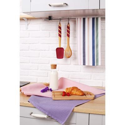 """434-028 Кухонное полотенце вафельное PROVANCE """"Настроение"""", 100% хлопок, 35х60 см"""