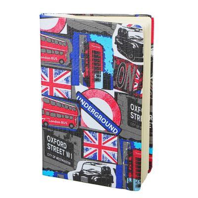 576-005 Записная книжка А5 80 листов, 4 дизайна