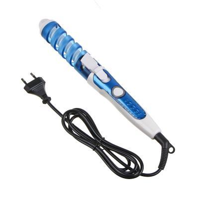 259-131 LEBEN Плойка для завивки волос локоны, 35см, 220В, алюминий, пластик, 4 цвета