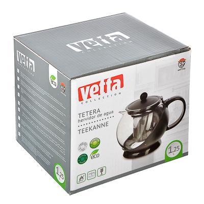 850-172 Чайник заварочный 1,25 л VETTA Дени, пластик