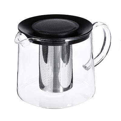 """850-173 Чайник заварочный, жаропрочное стекло, 1,5л, SATOSHI """"Цейлон"""""""