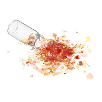 """357-141 ЮниLook Декор для дизайна ногтей в баночках """"Фигурки"""", 12шт, микс дизайнов"""
