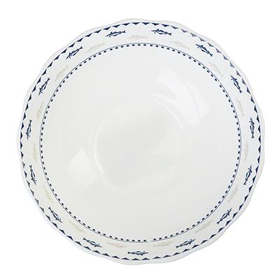 818-501 MILLIMI Ванда Салатник, опаловое стекло, 151мм, 412мл, HW60T-17027C