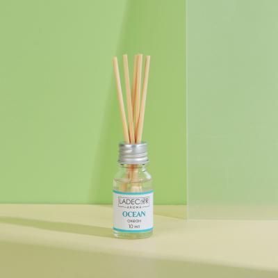 536-283 Ароманабор 10мл с 6 палочками, 6 ароматов (зеленый чай,лаванда,роза,ваниль,океан,корица) арт.AF99932