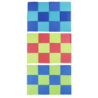 403-085 Коврик для ванны, ПВХ, 40x60см, 3 цвета, VETTA
