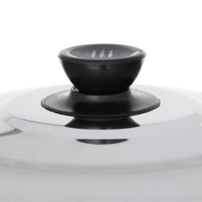 822-107 Мантоварка d. 28 см, нержавеющая сталь, 3 яруса