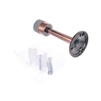 602-120 Упор дверной, металл, медь