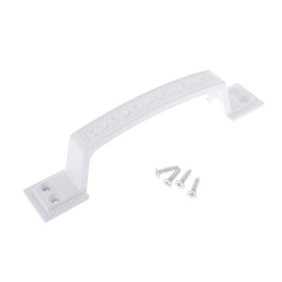 602-140 Ручка-скоба РС-102-Z, белый