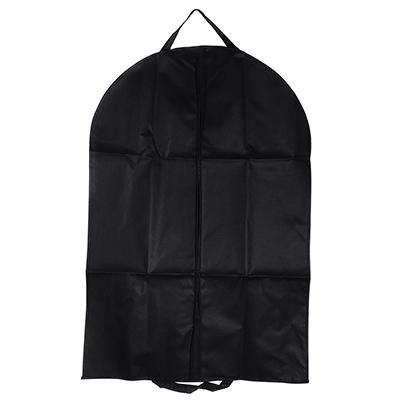 457-380 VETTA Чехол для одежды с ручками, спанбонд, 60х90см, черный