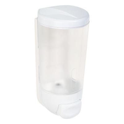 542-118 Дозатор для жидкого мыла, настенный, 400 мл