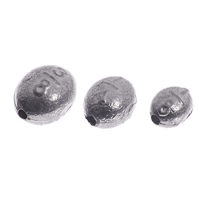 125-042 AZOR Набор грузов 3шт Оливка 3,5 гр