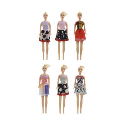 267-671 ИГРОЛЕНД Кукла, PVC, 29см, 6 дизайнов