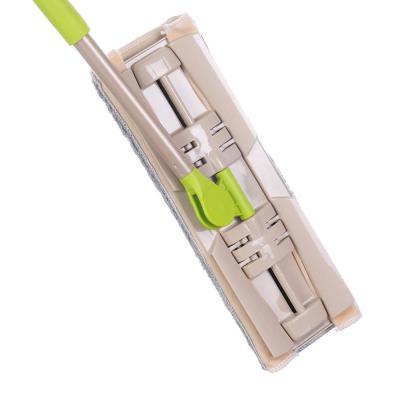 444-341 VETTA Швабра с насадкой из микрофибры. телескоп 85-135см, съемная ручка, сталь, пластик