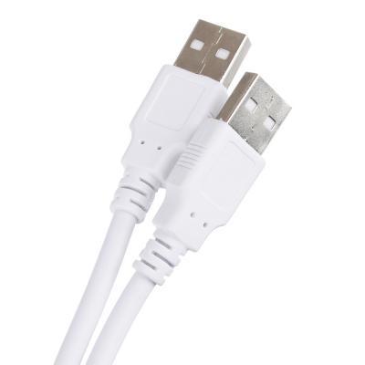 901-070 FORZA Кабель мультимедийный USB2.0 А вилка-USB2.0 А вилка без ф/фильтра, длина 1.5 м, медь