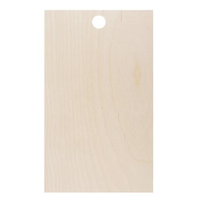 851-160 Доска разделочная из фанеры, 25x15x0,4см, арт. 797