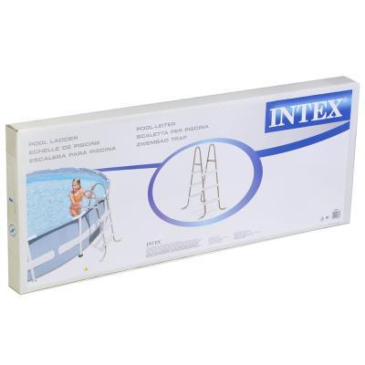 047-003 INTEX Лестница, 107см, 28065