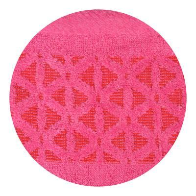 489-120 Полотенце махровое в подарочной упаковке, 100% хлопок, 50х90см,6 цветов
