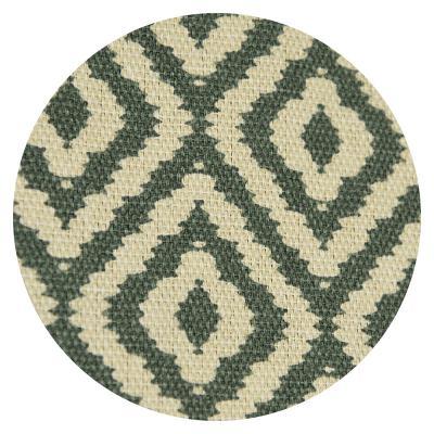 497-012 Декоративная наволочка для подушки, рогожка, 40х40см