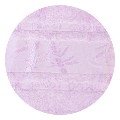 "492-049 Полотенце махровое, 100% хлопок, 33х72см, ""Бамбук"", 5 цветов"