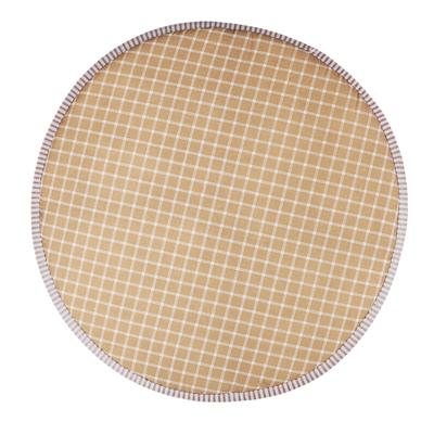 482-571 Сидушка на стул  с противоскользящим покрытием d33см