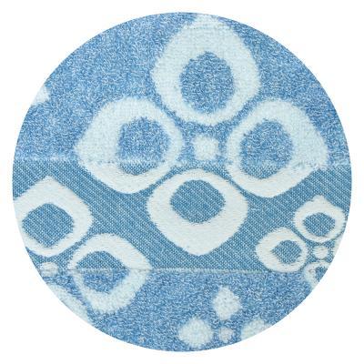 """492-066 Полотенце для рук махровое, хлопок, 33х75см, 4 цвета, """"Узор"""""""