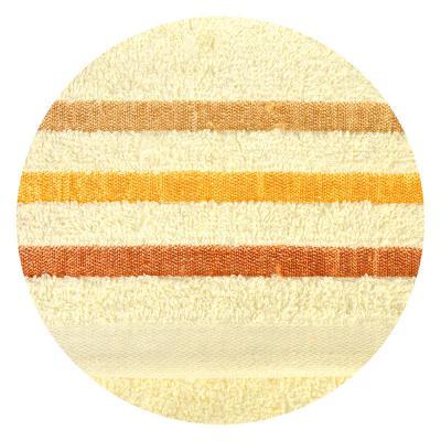 """489-128 Полотенце для лица махровое, хлопок, 45х93см, 4 цвета, """"Линия"""""""