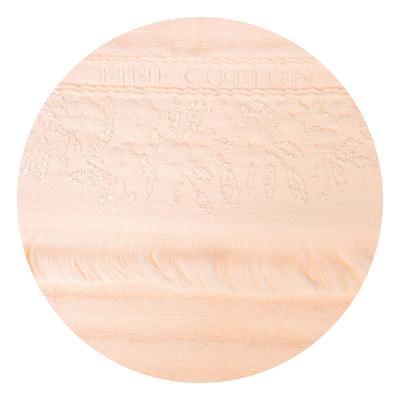 """492-086 Полотенце для рук махровое, хлопок, 34х73см, 3 цвета, """"Нежная волна"""""""