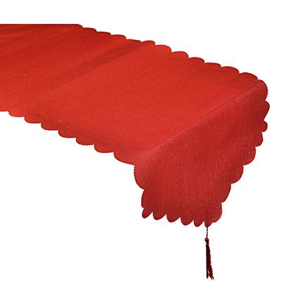 418-013 Дорожка декоративная для сервировки стола, 33х180см