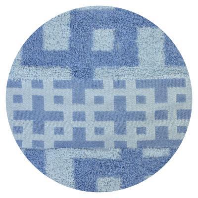 """484-822 Полотенце банное махровое, хлопок, 70х140см, 4 цвета, """"Афины"""""""