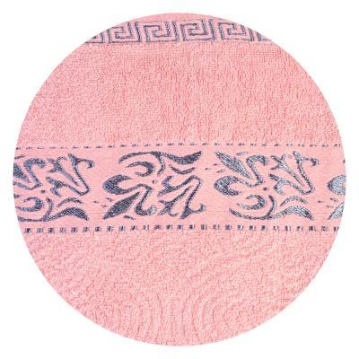 484-823 Полотенце банное махровое жаккардовое 70х140см