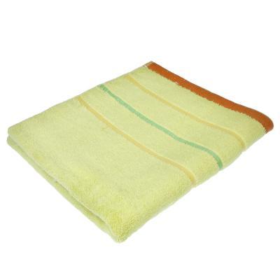484-831 Полотенце банное махровое, хлопок, 68х140см, 4 цвета