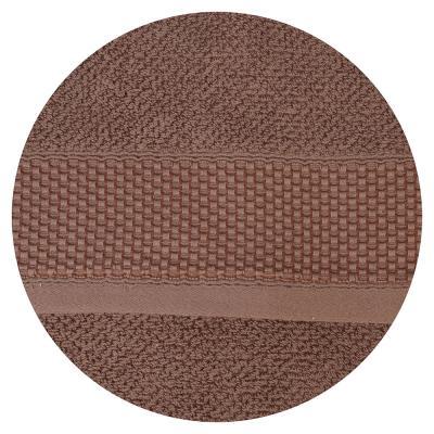 """484-841 Полотенце банное махровое """"Шоколад"""" 70х140см"""