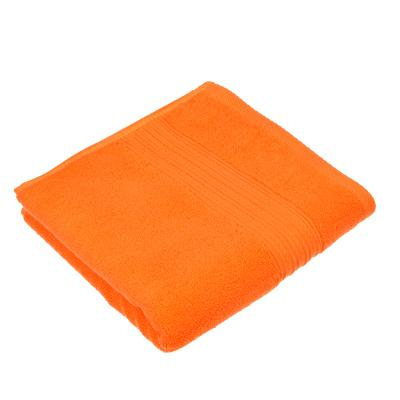 492-091 Полотенце для рук махровое, хлопок, 40х80см, 4 цвета