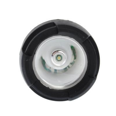 198-128 ЧИНГИСХАН Фонарь сверхмощный, 3Вт XPE LED, 3хААА, водонепрониц.5м, ударопрочн.9м, алюм, 14.5х4.2см