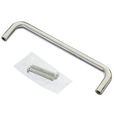 621-083 Ручка мебельная D20-CP(хром), 96 мм