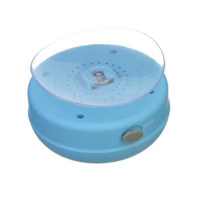 916-089 FORZA Аудио-колонка водонепрониц. на присоске, 8х5,5, 300 мАч, пластик, 3 цв.