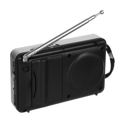 916-093 Радиоприемник FORZA переносной, аккумулят., USB, слот micro-SD, FM 87,5-108 МГц