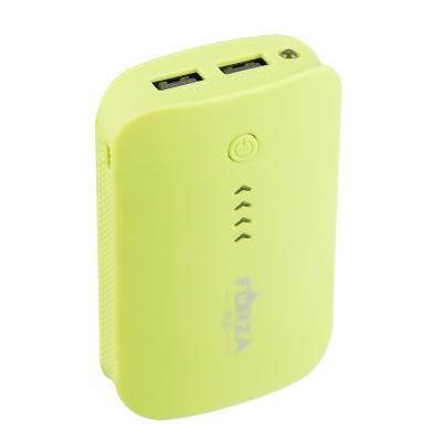 916-108 FORZA Аккумулятор мобильный, 3600-4000 мАч, 1A, Micro USB, покрытие софт-тач