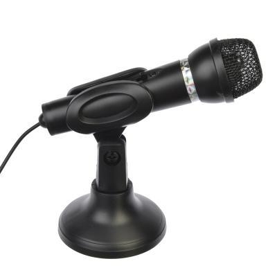 Микрофон, со стойкой, mini Jack-1