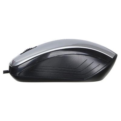 916-118 FORZA Компьютерная мышь проводная Классик, провод 1,25м, 4 цвета
