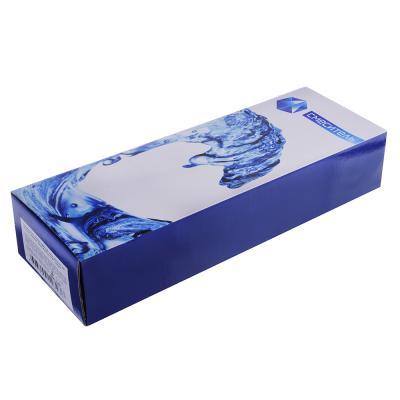 """566-313 Смеситель Klabb 08 (16) для ванны, дл. излив, керам. кран-буксы 1/2"""", хром D"""
