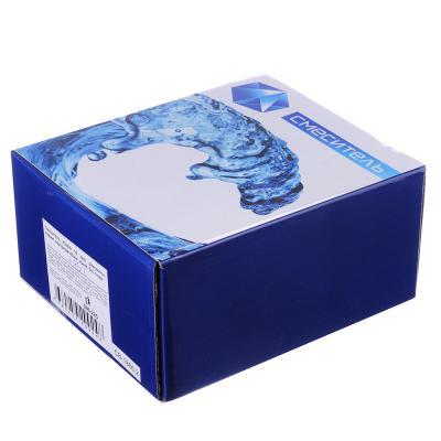 566-317 Смеситель Klabb 18 для раковины, керам. картридж 40мм, хром, без подв D