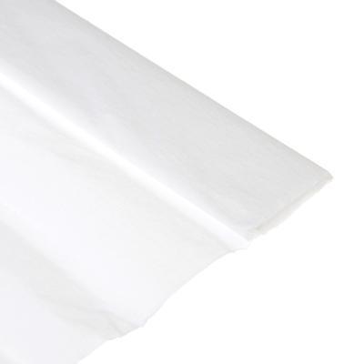 558-012 Гофрированная бумага 50х200см, белая