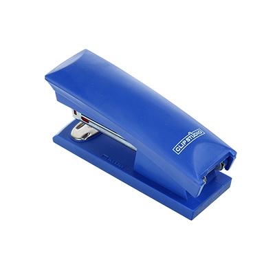 598-016 Степлер канцелярский 24/6, на 20 листов, синий, ClipStudio
