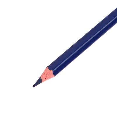 228-012 Карандаши ClipStudio 12 цветов шестигранные, пластик