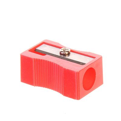 607-002 Точилка для карандашей мини 2,5х1,5х1 см, пластиковая ClipStudio