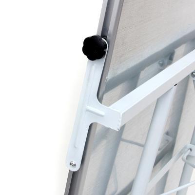 590-007 Доска флипчарт магнитно-маркерная на треноге, регулируемая по высоте, 70х103см