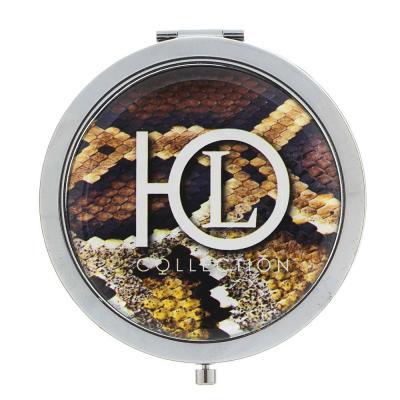 301-229 Зеркало карманное ЮниLook, d.7 см, 4-20 дизайнов