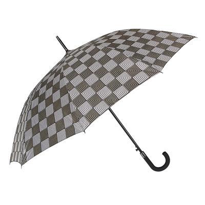 302-273 Зонт-трость мужской, 4 цвета